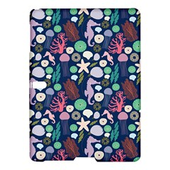 Seahorses Jellyfish Seaworld Sea  Beach Swiim Samsung Galaxy Tab S (10 5 ) Hardshell Case  by Mariart