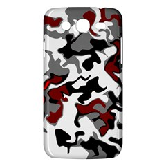 Vector Red Black White Camo Advance Samsung Galaxy Mega 5 8 I9152 Hardshell Case  by Mariart
