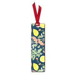 Summer Fruite Orange Lemmon Tomato Small Book Marks by Mariart