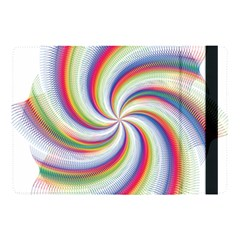 Prismatic Hole Rainbow Apple Ipad Pro 10 5   Flip Case by Mariart