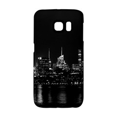 New York Skyline Galaxy S6 Edge by Celenk