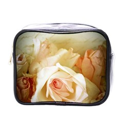 Roses Vintage Playful Romantic Mini Toiletries Bags