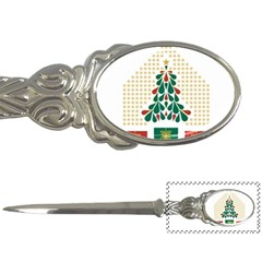 Christmas Tree Present House Star Letter Openers