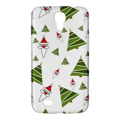 Christmas Santa Claus Decoration Samsung Galaxy Mega 6 3  I9200 Hardshell Case by Celenk