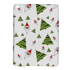 Christmas Santa Claus Decoration Ipad Air 2 Hardshell Cases by Celenk