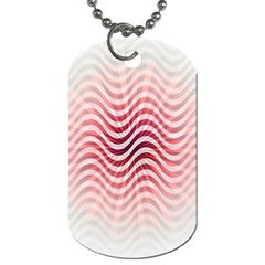 Art Abstract Art Abstract Dog Tag (one Side)
