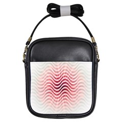 Art Abstract Art Abstract Girls Sling Bags by Celenk
