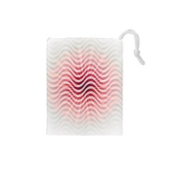 Art Abstract Art Abstract Drawstring Pouches (small)  by Celenk