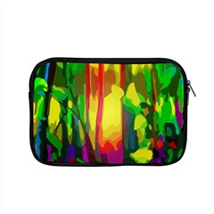 Abstract Vibrant Colour Botany Apple Macbook Pro 15  Zipper Case by Celenk
