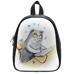 School Bag (small) by Koolcat