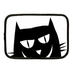 Cat Vector Clipart Figure Animals Netbook Case (medium)  by Celenk