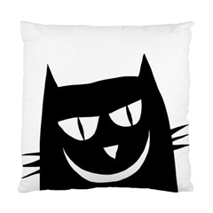 Cat Vector Clipart Figure Animals Standard Cushion Case (one Side) by Celenk