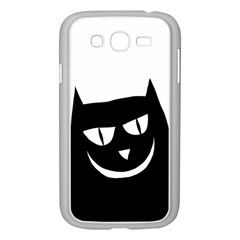 Cat Vector Clipart Figure Animals Samsung Galaxy Grand Duos I9082 Case (white) by Celenk