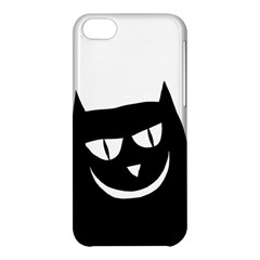 Cat Vector Clipart Figure Animals Apple Iphone 5c Hardshell Case by Celenk