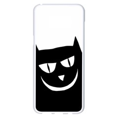 Cat Vector Clipart Figure Animals Samsung Galaxy S8 Plus White Seamless Case by Celenk