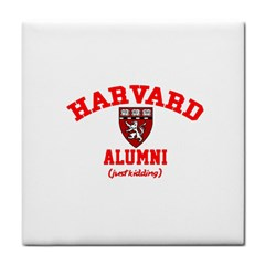 Harvard Alumni Just Kidding Face Towel