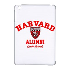 Harvard Alumni Just Kidding Apple Ipad Mini Hardshell Case (compatible With Smart Cover) by Celenk