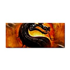 Dragon And Fire Cosmetic Storage Cases by Celenk