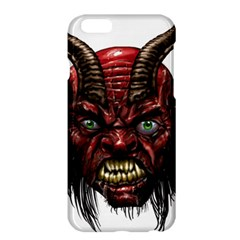 Krampus Devil Face Apple Iphone 6 Plus/6s Plus Hardshell Case by Celenk