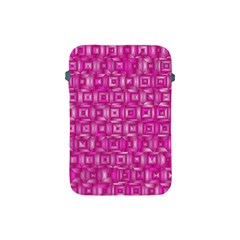 Classic Blocks,pink Apple Ipad Mini Protective Soft Cases by MoreColorsinLife