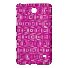 Classic Blocks,pink Samsung Galaxy Tab 4 (8 ) Hardshell Case  by MoreColorsinLife