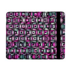 Classic Blocks,pink Combo Samsung Galaxy Tab Pro 8 4  Flip Case by MoreColorsinLife