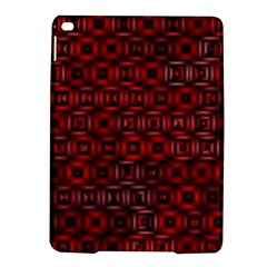Classic Blocks,red Ipad Air 2 Hardshell Cases by MoreColorsinLife