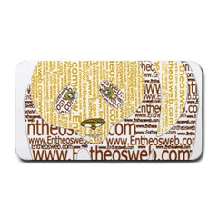 Panda Typography Medium Bar Mats
