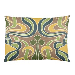 Art Floral Pillow Case by 8fugoso