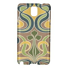 Art Floral Samsung Galaxy Note 3 N9005 Hardshell Case by 8fugoso