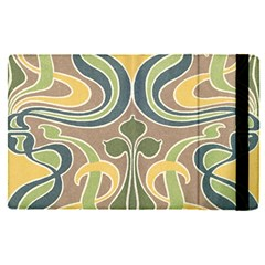 Art Floral Apple Ipad Pro 9 7   Flip Case by 8fugoso