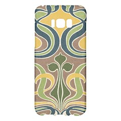 Art Floral Samsung Galaxy S8 Plus Hardshell Case  by 8fugoso