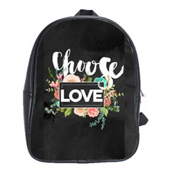 Love School Bag (large) by 8fugoso