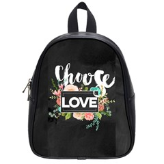 Love School Bag (small) by 8fugoso