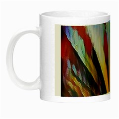 3abstractionism Night Luminous Mugs by 8fugoso