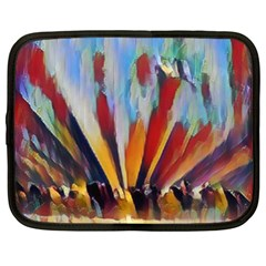 3abstractionism Netbook Case (xxl)  by 8fugoso