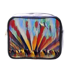 3abstractionism Mini Toiletries Bags by 8fugoso