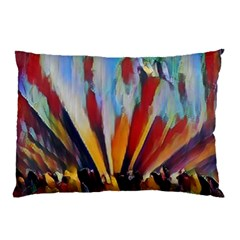 3abstractionism Pillow Case (two Sides) by 8fugoso