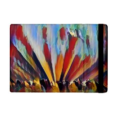 3abstractionism Apple Ipad Mini Flip Case by 8fugoso