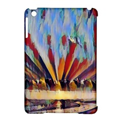3abstractionism Apple Ipad Mini Hardshell Case (compatible With Smart Cover) by 8fugoso