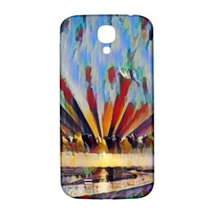 3abstractionism Samsung Galaxy S4 I9500/i9505  Hardshell Back Case by 8fugoso