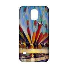 3abstractionism Samsung Galaxy S5 Hardshell Case  by 8fugoso