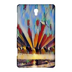 3abstractionism Samsung Galaxy Tab S (8 4 ) Hardshell Case  by 8fugoso