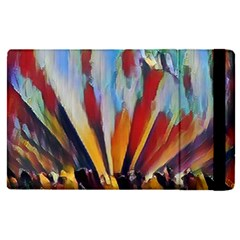 3abstractionism Apple Ipad Pro 9 7   Flip Case by 8fugoso