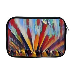 3abstractionism Apple Macbook Pro 17  Zipper Case by 8fugoso