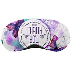 Thank You Sleeping Masks by Celenk