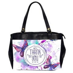 Thank You Office Handbags (2 Sides)  by Celenk