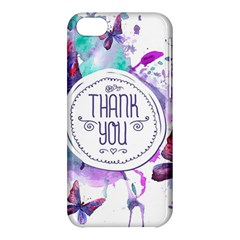 Thank You Apple Iphone 5c Hardshell Case by Celenk