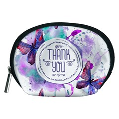 Thank You Accessory Pouches (medium)  by Celenk