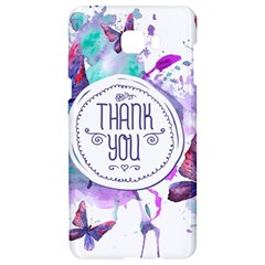Thank You Samsung C9 Pro Hardshell Case  by Celenk